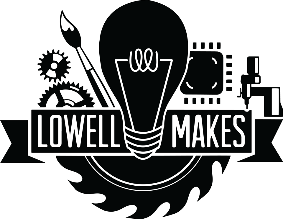Lowell Makes Logo