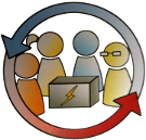 Connected Community HackerSpace Logo