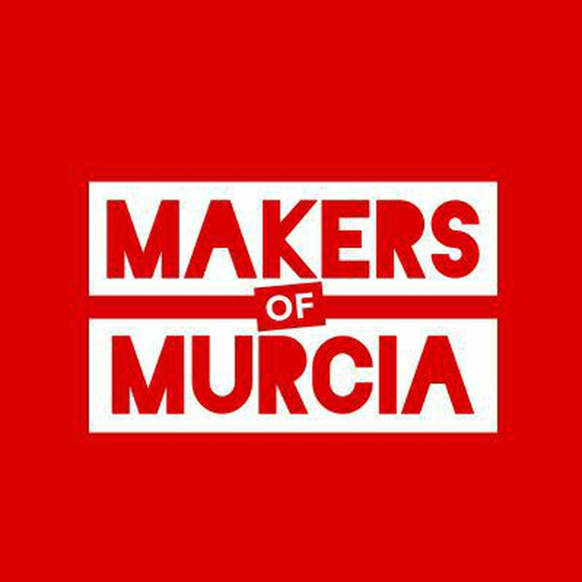 Makers of murcia Logo