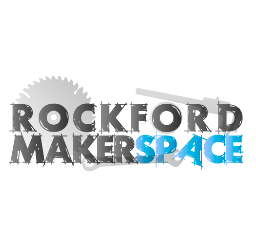 Rockford MakerSpace Logo