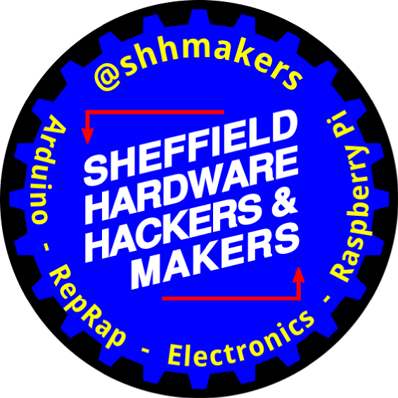 Sheffield Hardware Hackers and Makers Logo